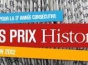 Prix Historia 2012