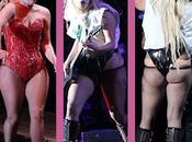 Lady Gaga pris kilos... cause papa