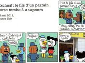Dédicace impromptue Faits divers d'Anouk Ricard, éditions Cornelius