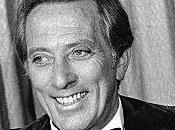 Andy Williams, chanteur charme nous quittés, septembre 2012