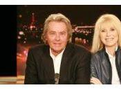 Mireille Darc Alain Delon vont présider prochaine cérémonie Miss France