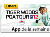 [Offert] L'App Semaine iTunes: Tiger Woods Tour