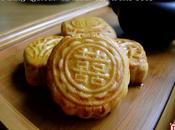 Bing (gâteaux lune) fruits secs 五仁月饼 wǔrén yuèbing