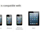 applications compatible sont plus avec l'iPhone
