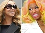 Clash entre Nicki Minaj Mariah Carey