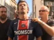 Cauet: Quand Piètre défile avec maillot dans rues Marseille (vidéo)