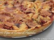 Tarte Figue Crème d'Amande