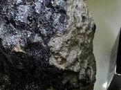 Maroc 2011 météorite tombée originaire Mars