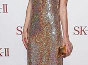 robe papier-cadeau scintillante Kate Bosworth