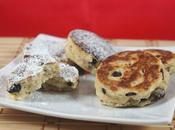 Recette gâteaux gallois (Welsh Cakes)