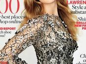 L'héroïne semaine Jennifer Lawrence couverture Vogue