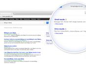 Google Drive intégré résultats recherche