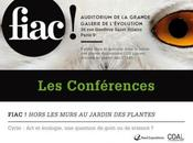 FIAC parle d'Art d'Ecologie Jardin Plantes