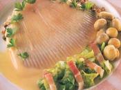 Aileron raie bouclée plat ménagère