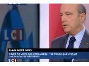 Alain Juppé trouve Arnaud Montebourg ministre ridicule
