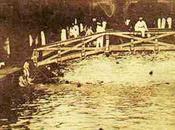 piscine Deligny, première école natation début XIX° siècle.
