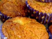 Muffins citron courgette