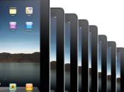 Encore tablette chez Apple
