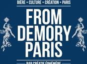 From Demory Paris, concept-bar creatif ephemere