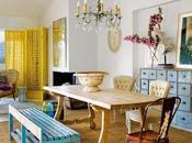 Déco }Idées pour décorer salle manger autour d'une grande table