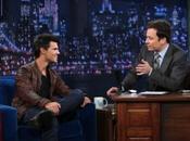 Taylor Lautner Jimmy Fallon Show