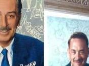 Premières photos Hanks Walt Disney