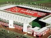 Stoke City veut agrandir stade