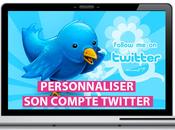 Twitter vous aide personnaliser votre compte vidéo