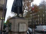 Statue baron Haussmann (photo perso vendredi dernier Paris)