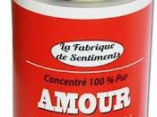 Offrez chocolats originaux 100% Bonheur Amour