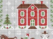 Petites grilles gratuites pour Noël