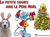 petite souris aide Père Noël