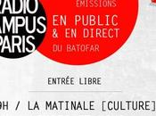 Radio Campus Paris direct Batofar