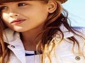 Dannielynn fille d'Anna Nicole Smith, nouvelle égérie Guess Kids
