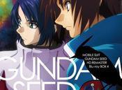 L'anime Mobile Suit Gundam Seed, Bluray