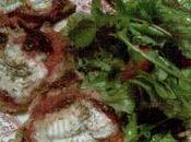 Tartines chorizo