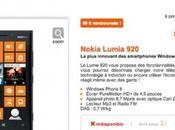 Nokia Lumia rupture stock chez Orange