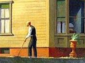 Edward Hopper Fenêtres cour