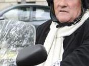 Gérard Depardieu garde pour conduite état d'ivresse