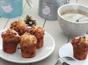 Muffins sans gluten Myrtille chocolat blanc [comfort food]