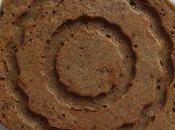 gâteau muesli caramel chocolat gruau d'avoine