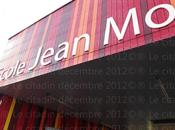 "Inauguration l'école primaire ""Jean Moulin"" Bernay..."