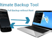 Ultimate Backup outils pour sauvegarder votre mobile