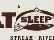 Eat, sleep, fish.