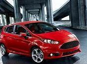 Ford Fiesta 2014 cinq portes, turbo boîte manuelle