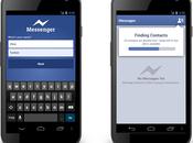 Facebook Messenger sans compte