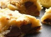 Banana Bars smaarties pépites chocolat