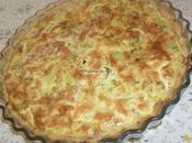 Tarte jambon (halal), maïs, carottes, poireaux mozzarella