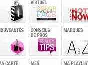 L'application Iphone Sephora