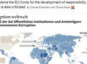 Crise l'euro Corruption, Grèce
